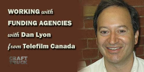 BoF #60 – Working with Funding Agencies with Dan Lyon (Telefilm)