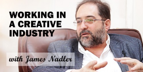BoF #79 – The Creative Industries with James Nadler