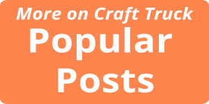 Craft Truck Popular Posts